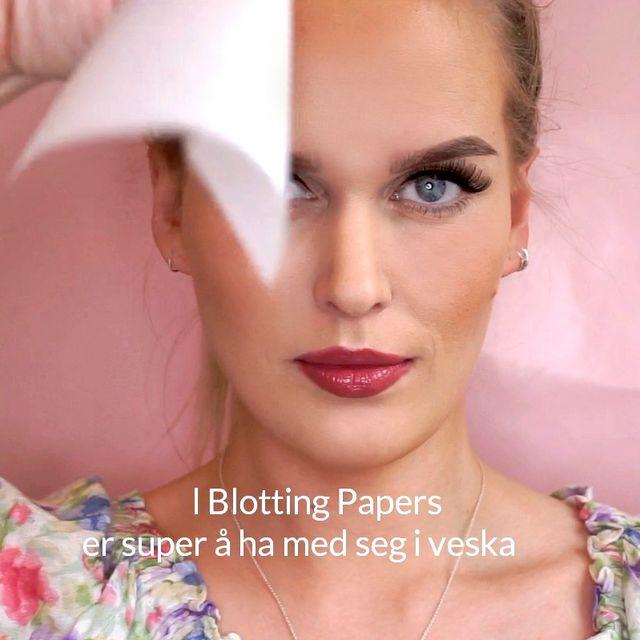 Premium Oil Blotting Papers of Hemp 30 sheets